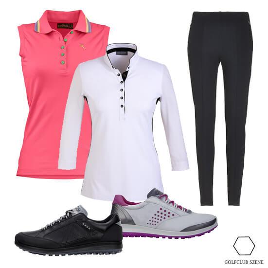 Schuhe zum Outfit abstimmen