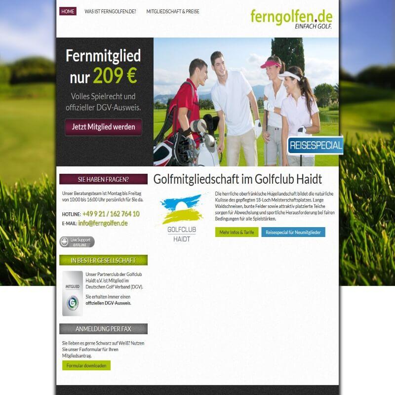 Ferngolfen.de