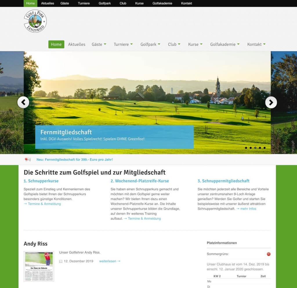 Golfpark Lenzfried