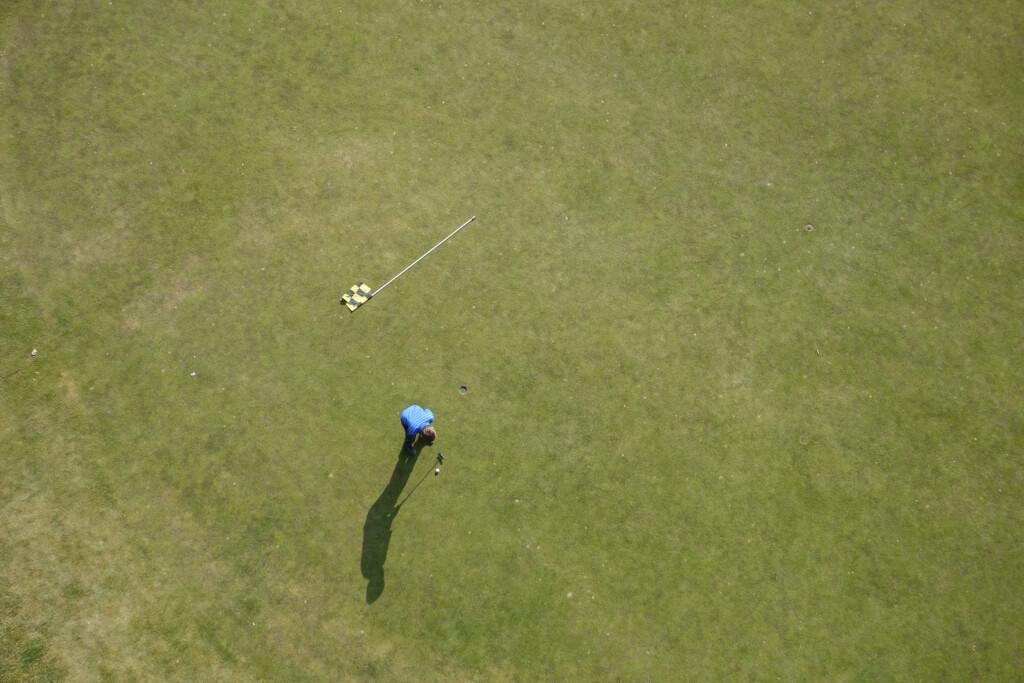 Podcast: Golf Gadget: So werden Pitchmarken jetzt ausgebessert [inkl. Video]