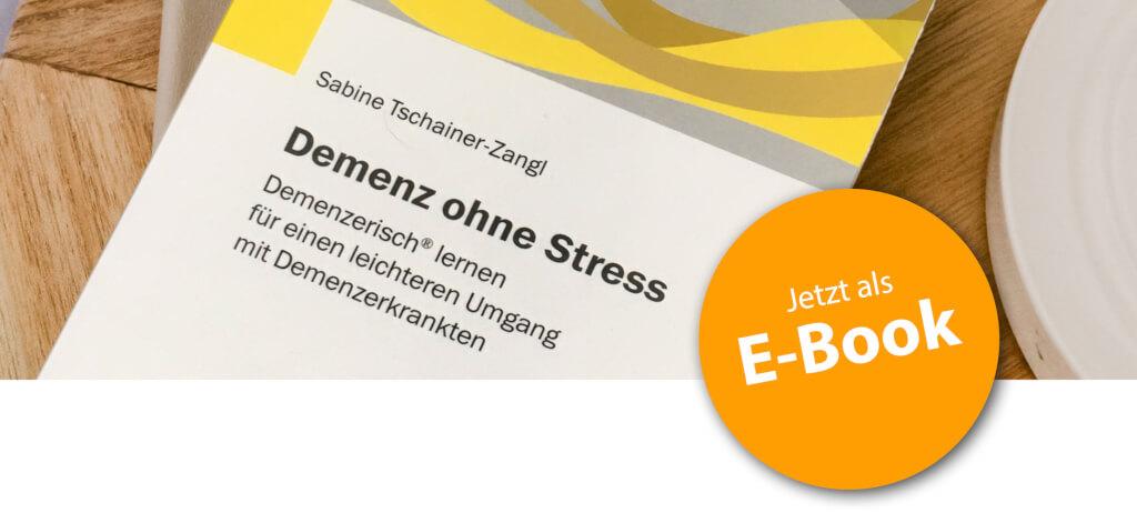 Demenz ohne Stress Buchcover