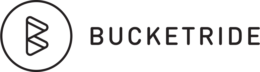 Bucketride Logo Mountainbike Reisen und Bike Camps