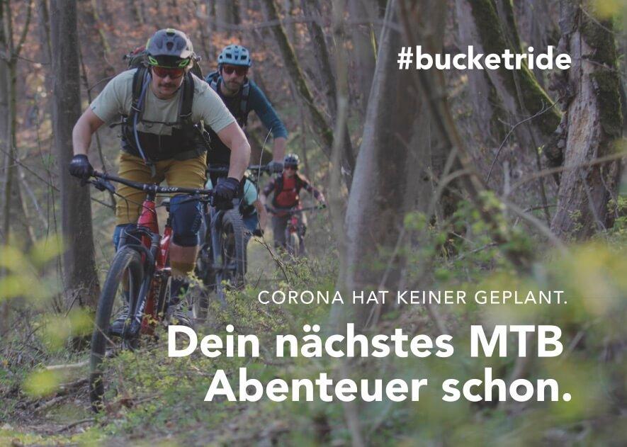 MTB Reisen mit dem Camper in Deutschland