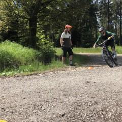 Camping und Mountainbiken - so war das erste BUCKETRIDE Trailcamp am Ochsenkopf