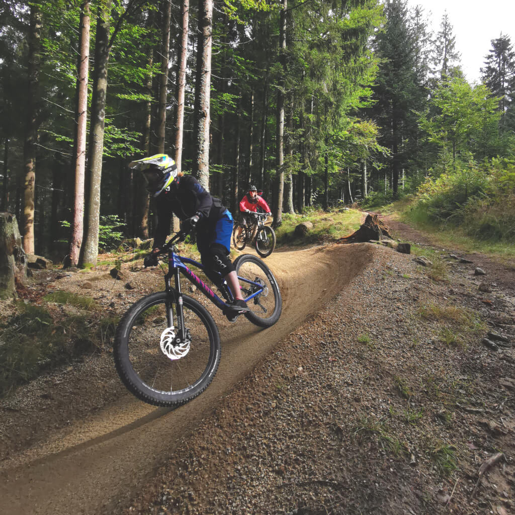 Bike Camps im Bikepark Geisskopf