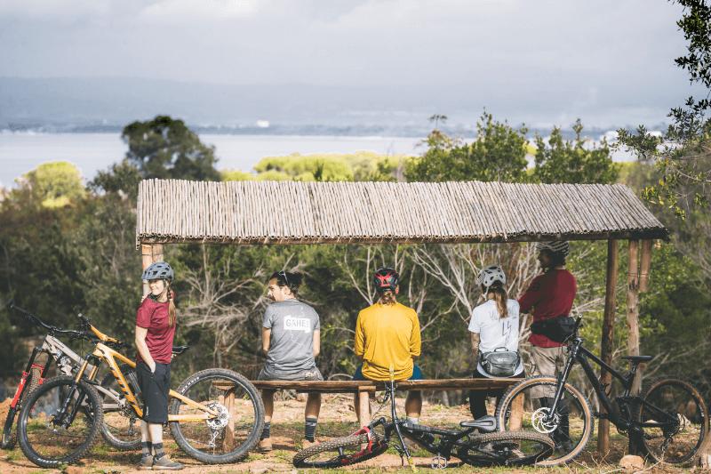 Mountainbike und Camping - Inspiration für Abenteurer