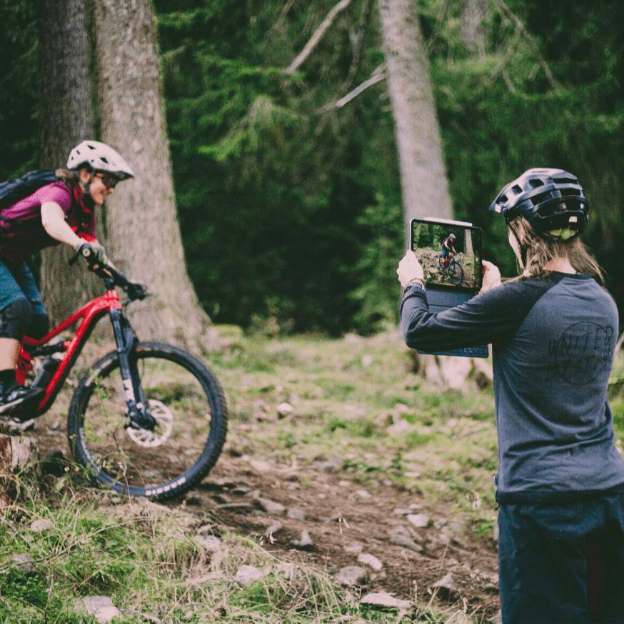 Die Bike Camps sind kürzere Mountainbike Reisen mit dem Fokus auf MTB Fahrtechniktraining