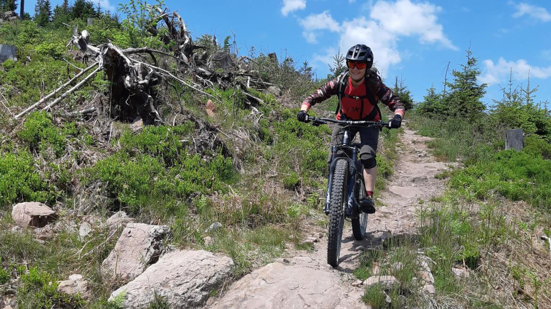 Das Bike Camp Schwarzwald ist für MTB Beginner und Wiedereinsteiger geeignet