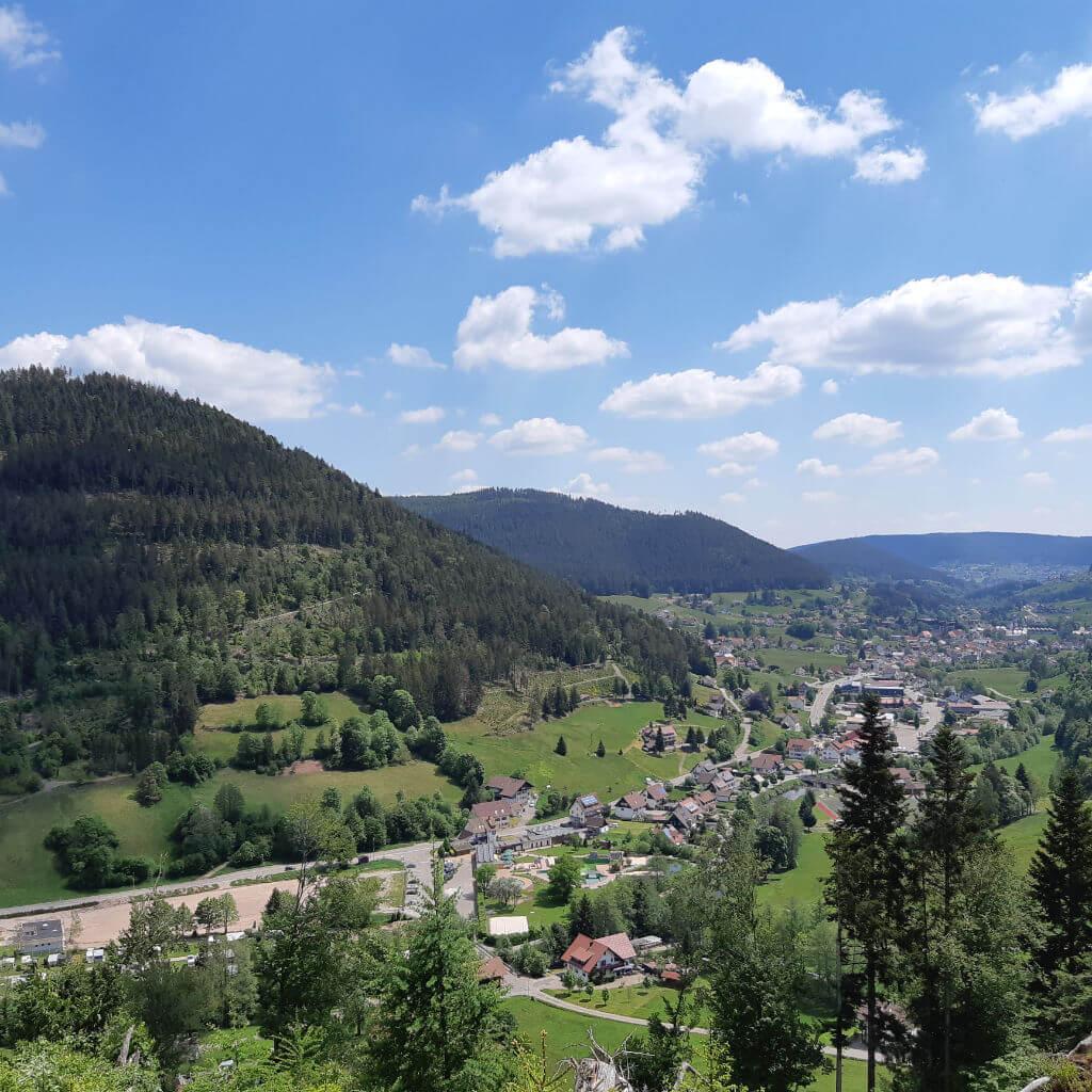 Mountainbiken in Baiersbronn - der optimale Ort für unser Bike Camp Schwarzwald