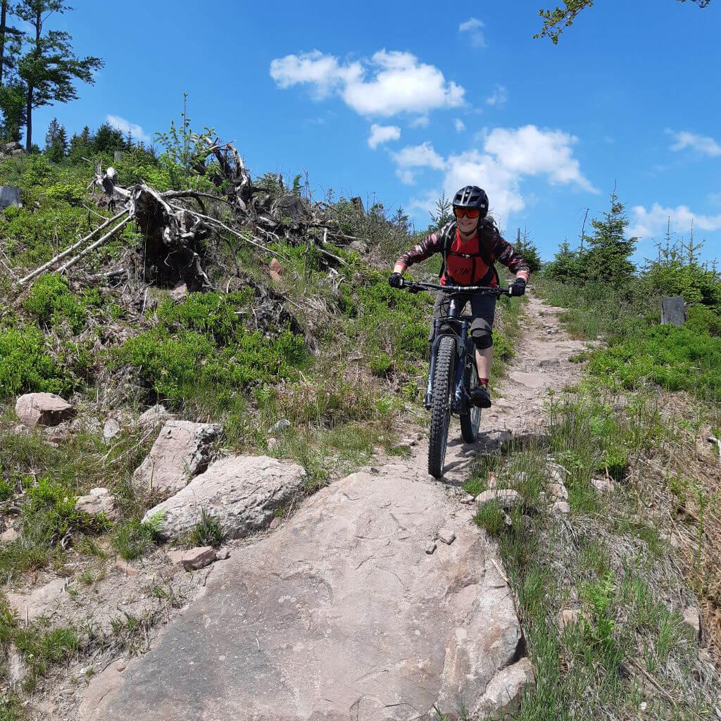 Bike Camps für Beginner in Baiersbronn im Schwarzwald