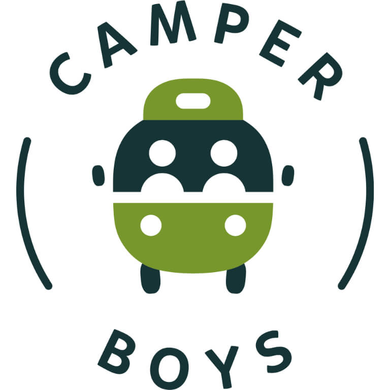 Logo von unserem Kooperationspartner CamperBoys
