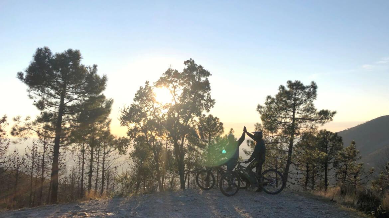 Bike Camps in Deutschland, Oesterreich und Italien
