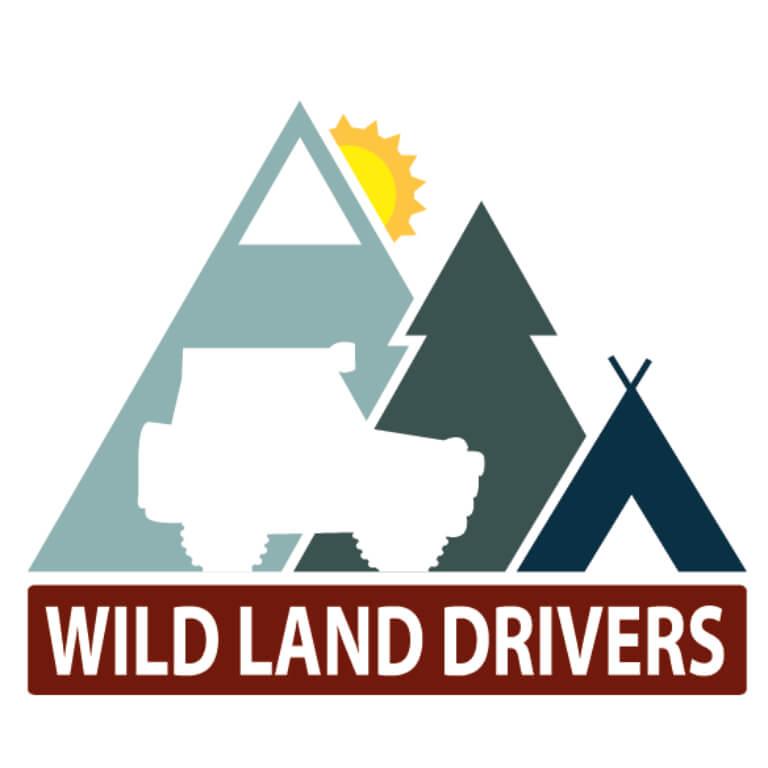 Logo von unserem Kooperationspartner Wild Land Drivers