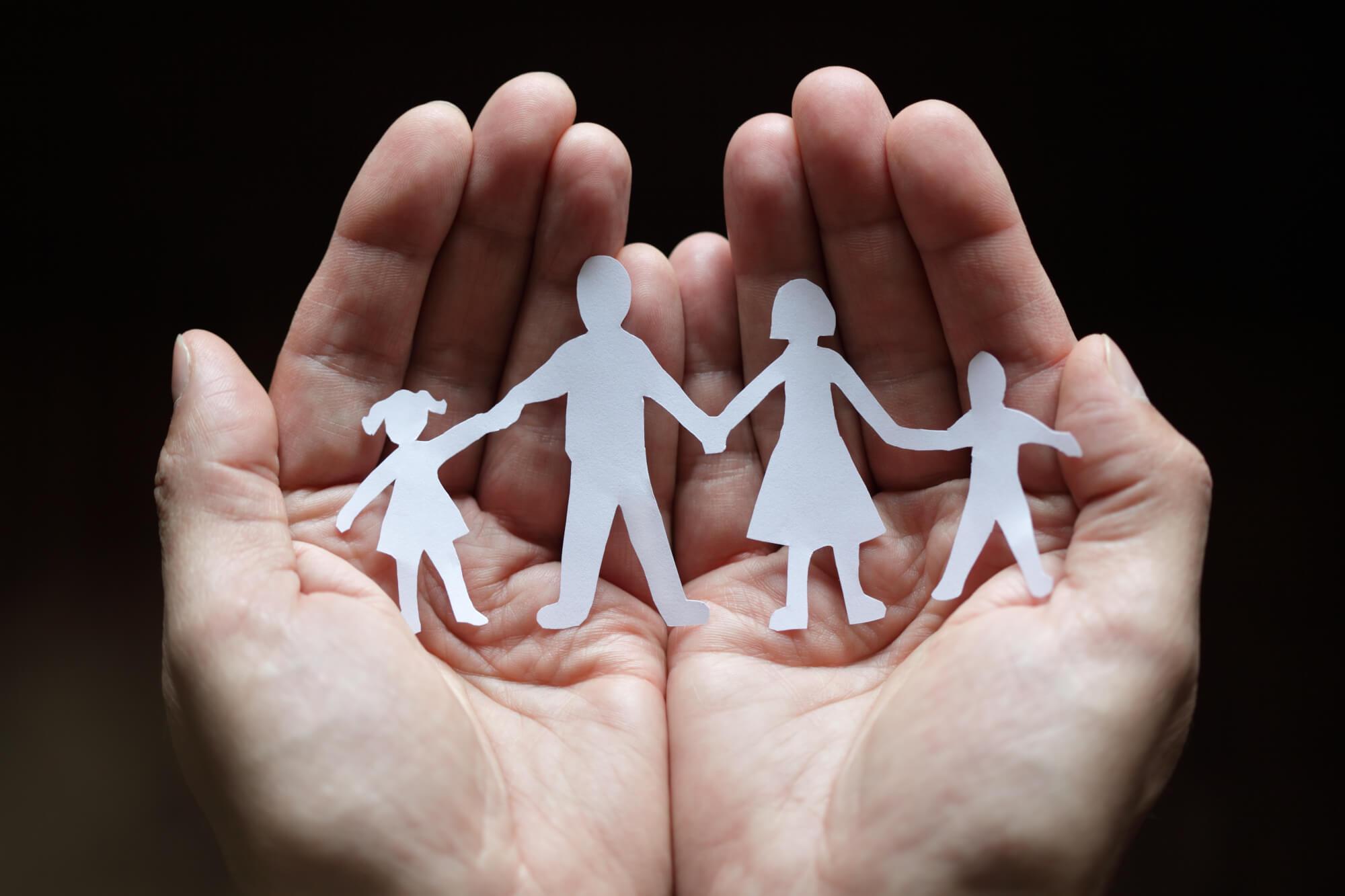 Trauma-Dreieck in der Familienmediation
