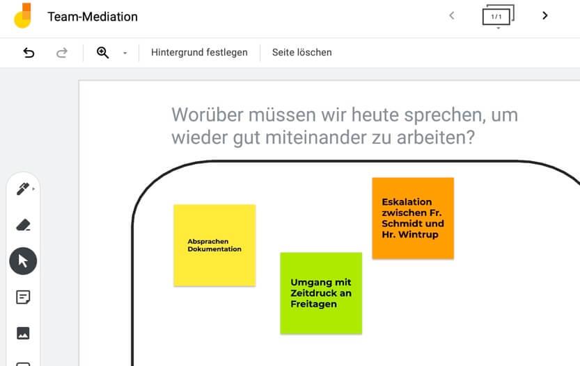 Team-Mediation als Online-Mediation über Zoom. Echt jetzt?