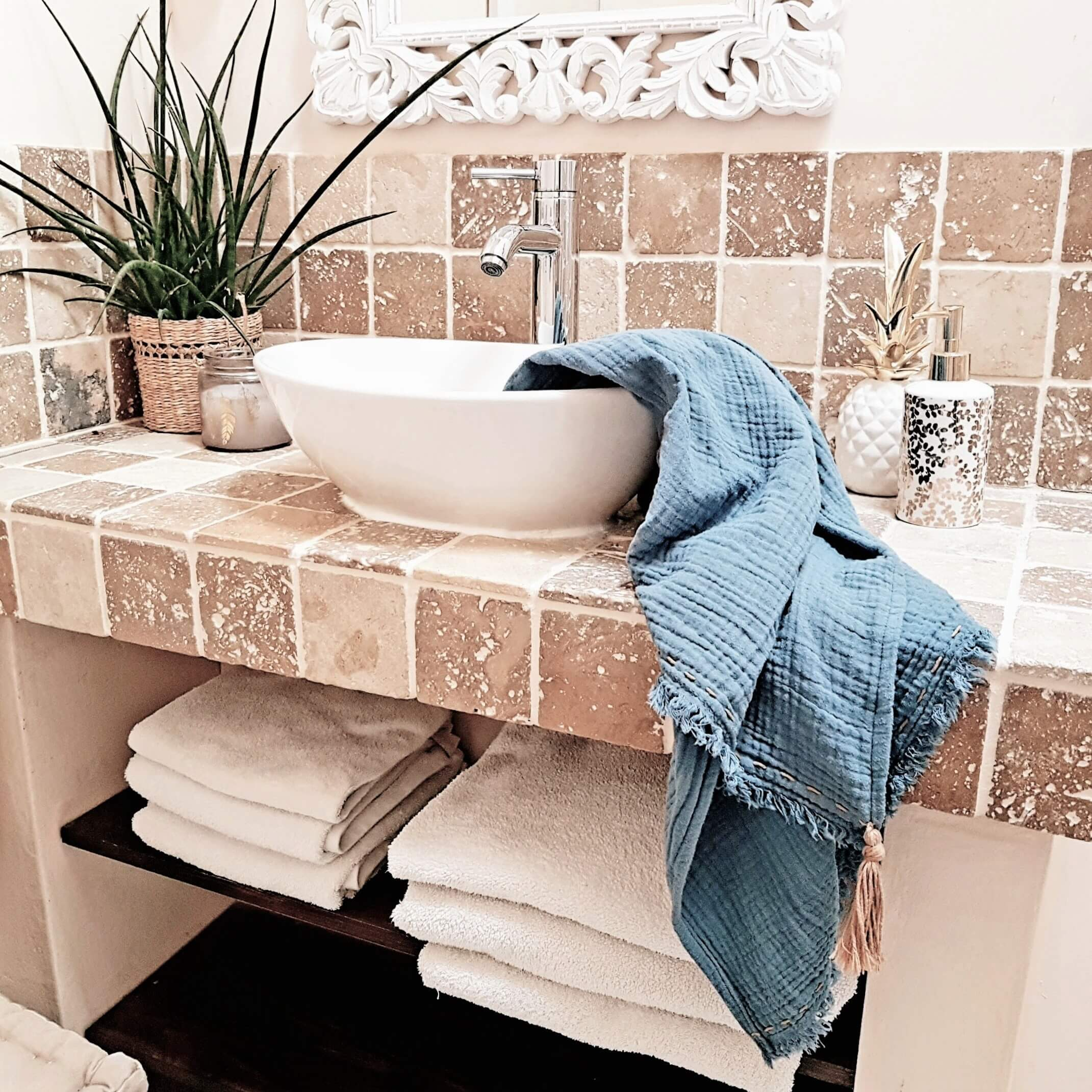 linibini - Bath Towel