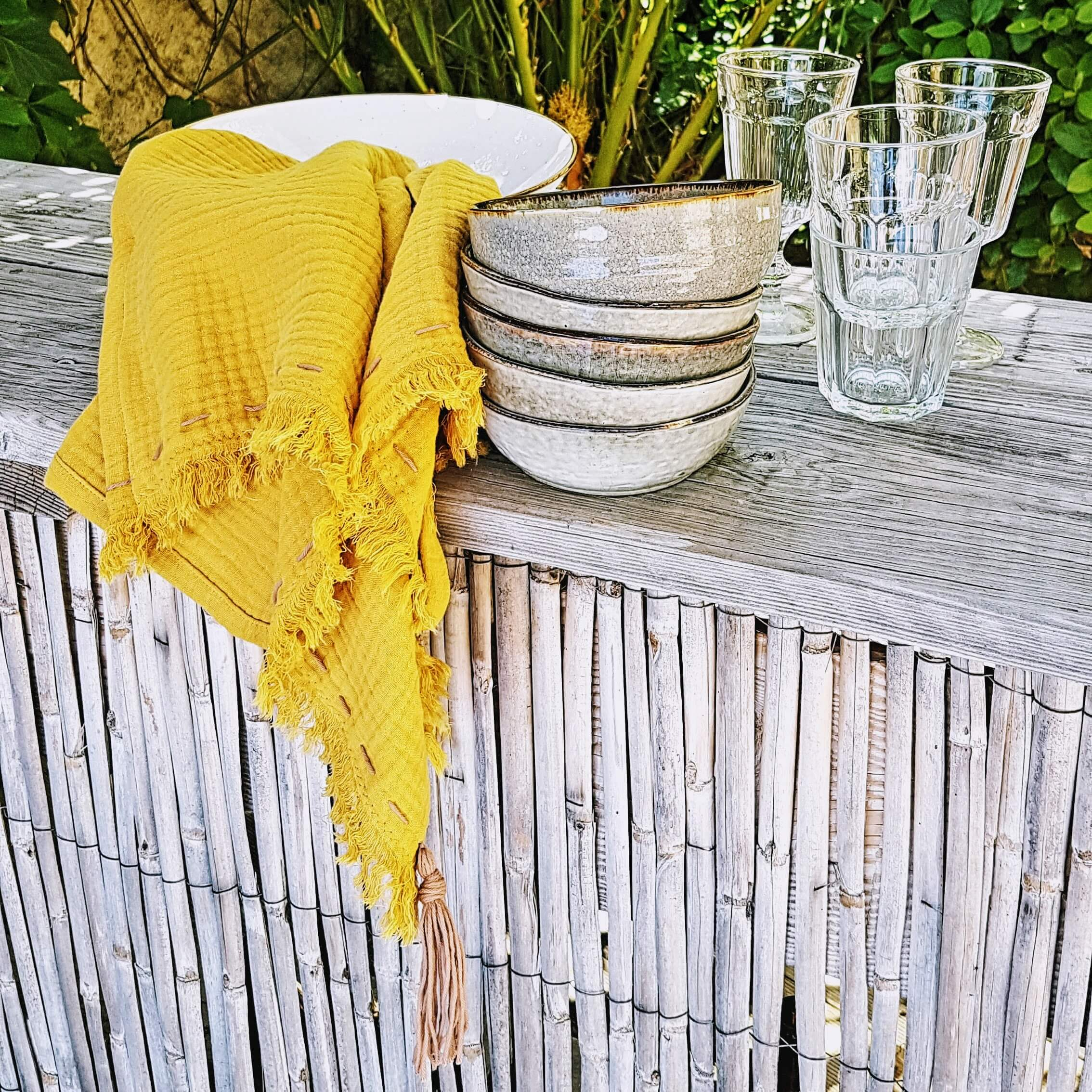 linibini - Tea Towel