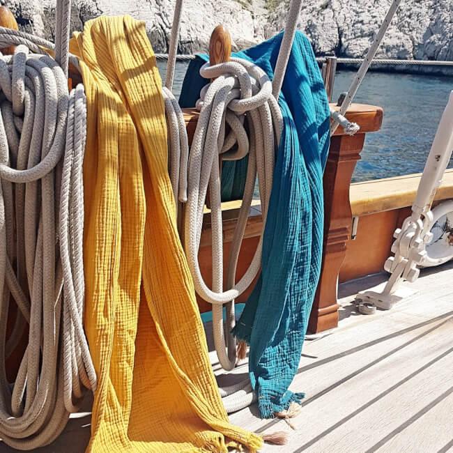 linibini - Beach Towel