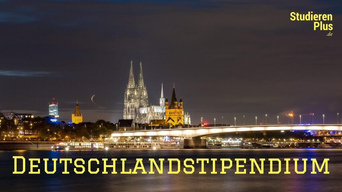 Deutschlandstipendium Bewerbung – Du musst kein Überflieger sein!