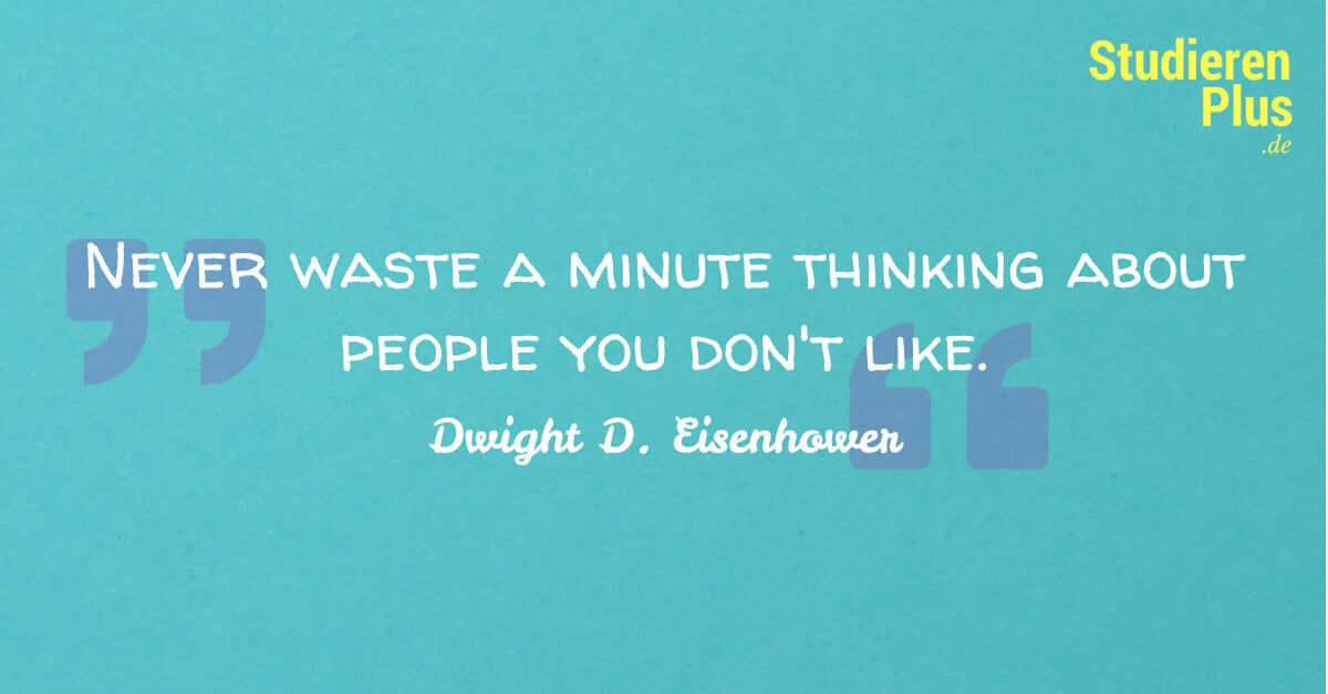 Eisenhower Prinzip: Sofort mehr Zeit für deine Prüfungsvorbereitung