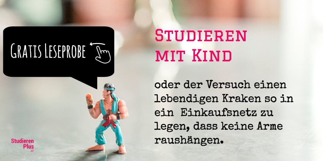 Studium mit Kind