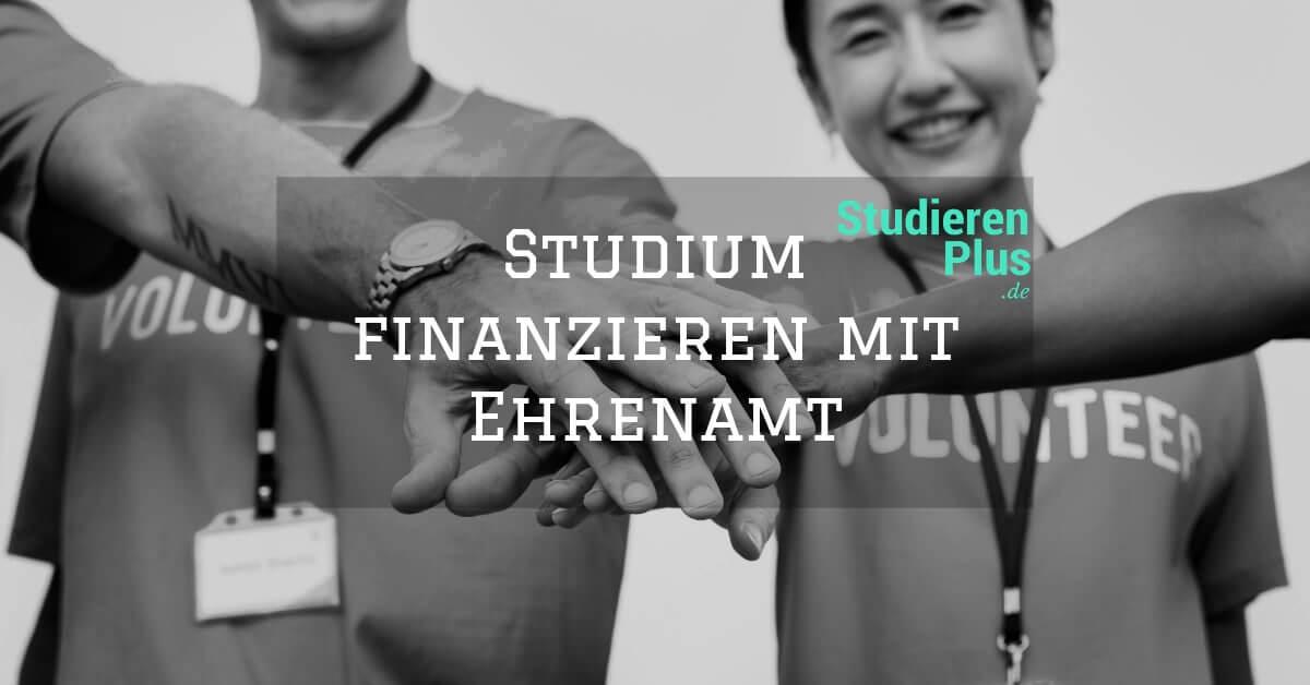 Ehrenamtliche Tätigkeit als Student: Studienfinanzierung für Fortgeschrittene