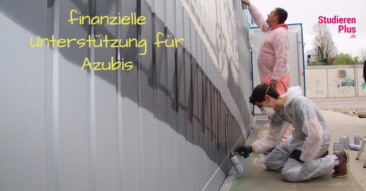 Berufsausbildungsbeihilfe (BAB) ~ finanzielle Unterstützung für Azubis