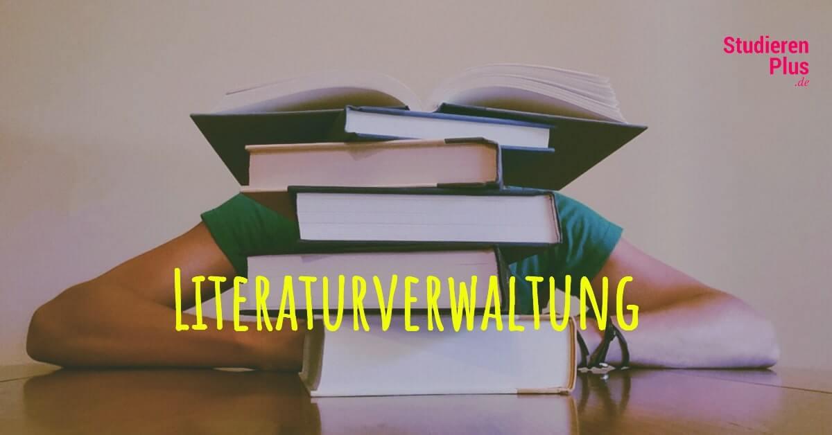 literaturverwaltungsprogramm
