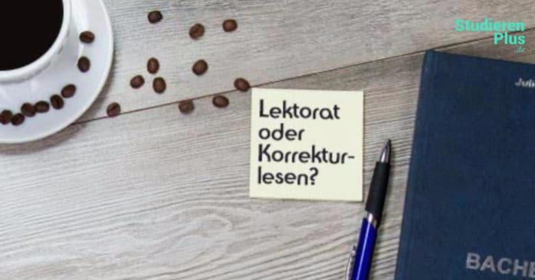 Lektorat vs. Korrekturlesen: DIY oder Arbeit vom Profi
