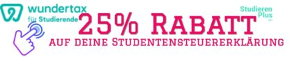 Spartipps für Studenten: Steuererklärung
