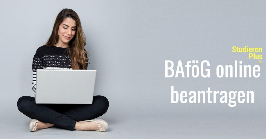 BAföG online beantragen