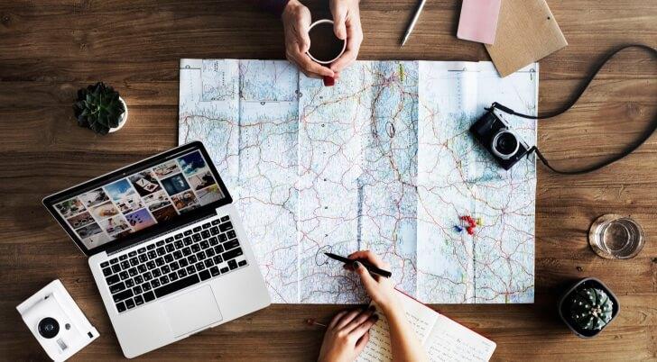 Bloggen im Studium: Reiseblogs