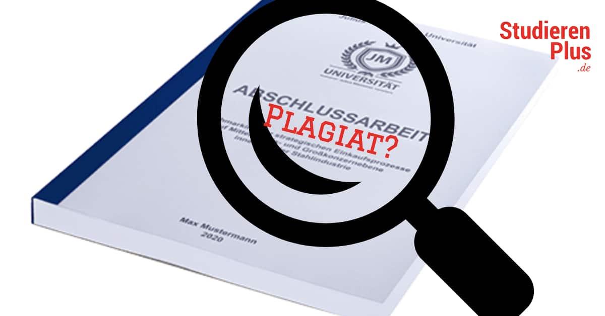 Plagiat-Scanner – Teste deine Abschlussarbeit noch vor der Abgabe!