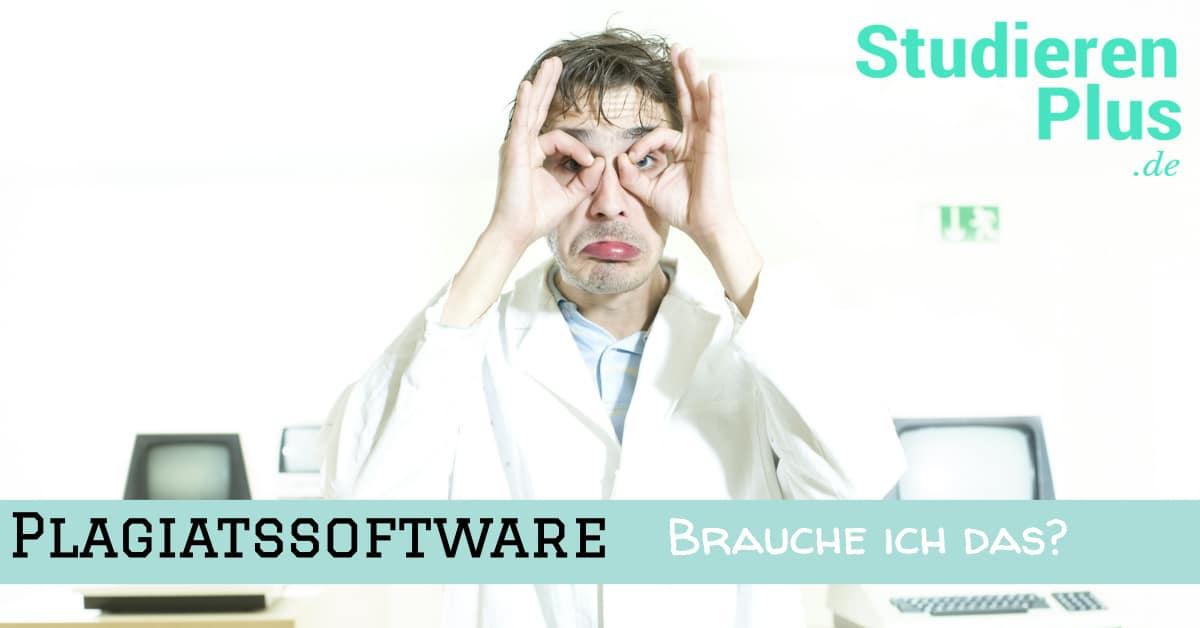 Plagiatssoftware – so kommst du zu einer plagiatsfreien Abschlussarbeit