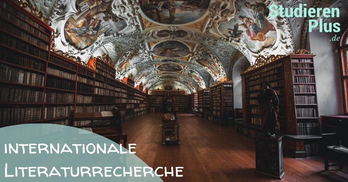 Bibliothekskataloge für die Literaturrecherche im Internet