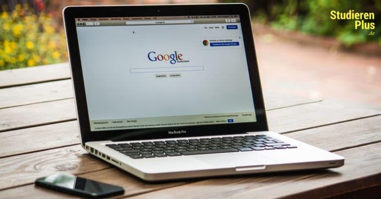 Google Scholar ~ Die Suchmaschine für wissenschaftliche Publikationen