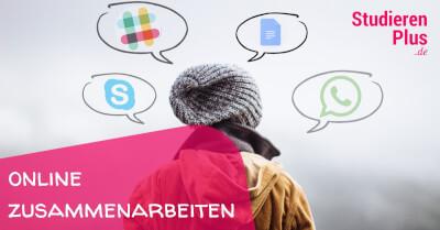 Gruppenarbeiten online managen: Unsere Top 5 Apps