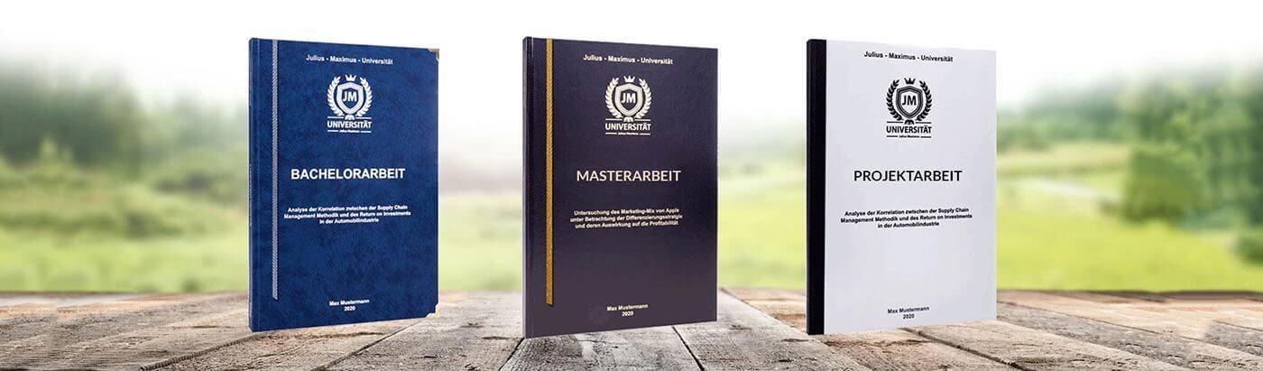 Top-Seller-Bindungen-Bachelorprint