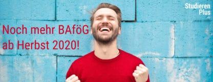 BAföG Erhöhung 2020