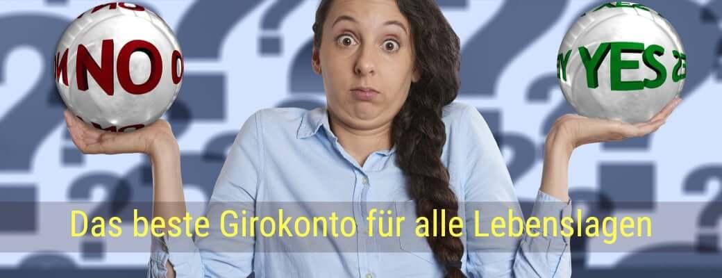Girokonto Vergleich ~ Top 4 Girokonten für Studenten (auch im Auslandssemester)