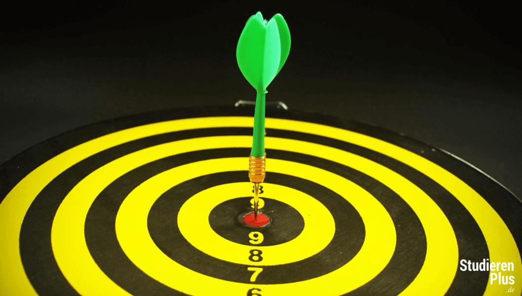 smart Ziele setzen bei der Gründung im Studium