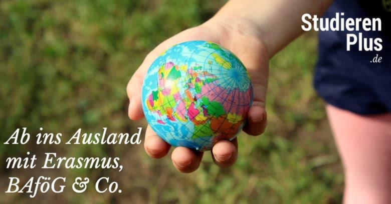 Erasmus und BAföG kombinieren Auslandssemester finanzieren
