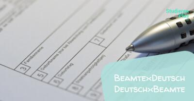 BAföG Formulare richtig ausfüllen