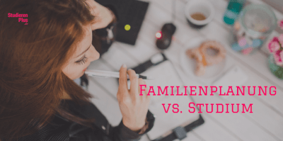 Studium mit Kind: 3 Tipps, damit dir der Studienabbruch erspart bleibt