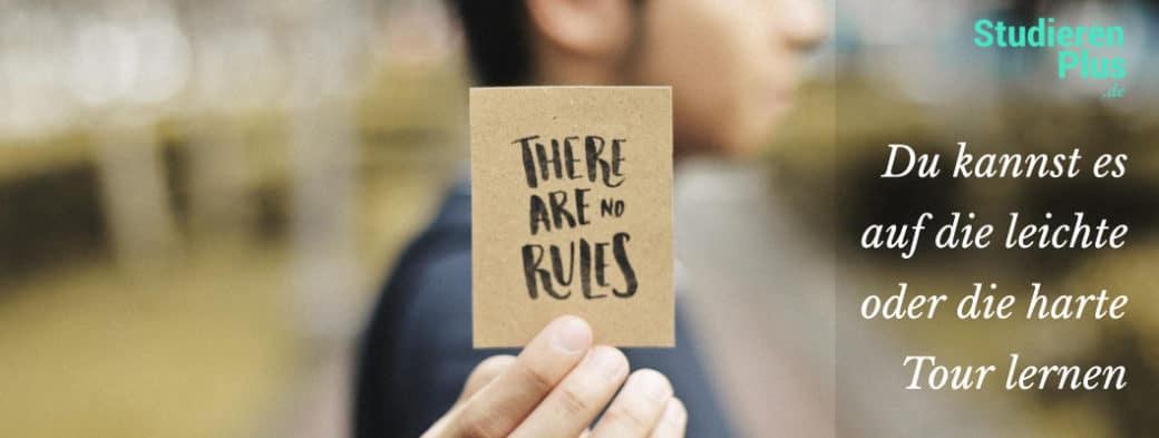 10 goldene Regeln für die erste WG