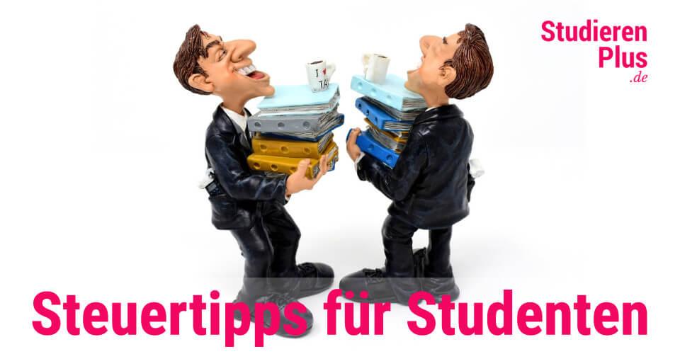 Steuererklärung STUDENTEN AUFGEPASST!