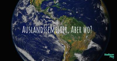 Studieren im Ausland ~ wie du das richtige Land findest