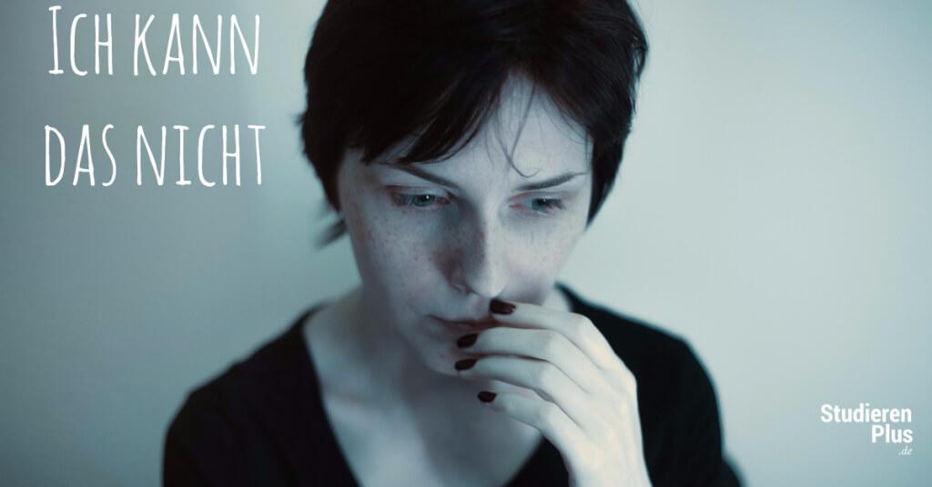 Hochstapler Syndrom: Die Angst zu versagen