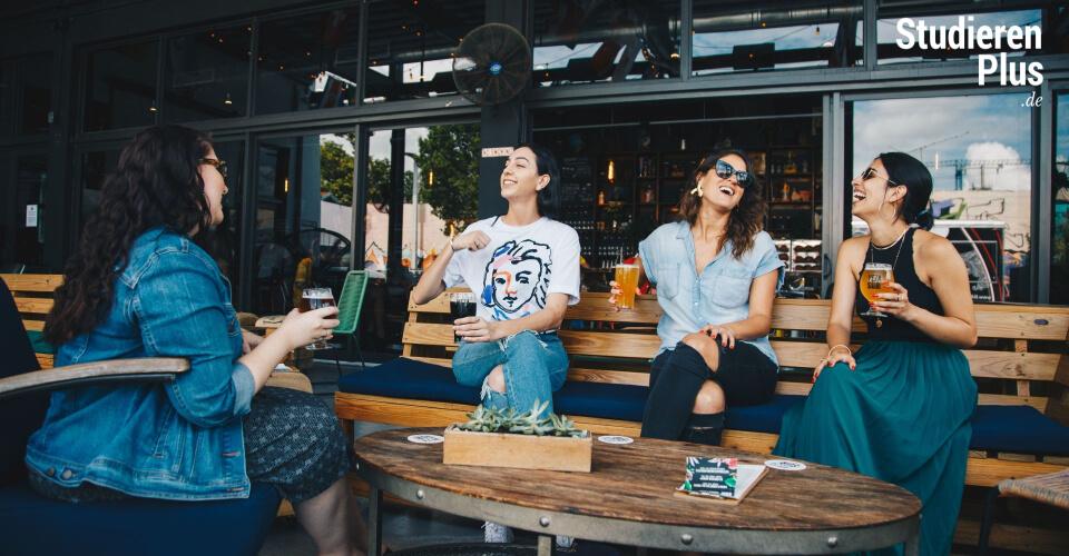 Meetups zum Englisch lernen nutzen