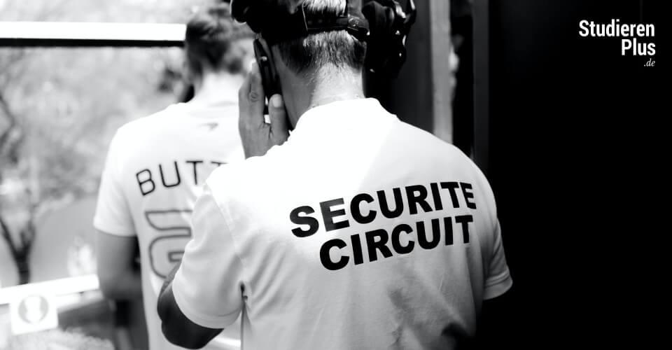 Sicherheitskraft als Nebenjob – Anforderungen, Jobmöglichkeiten und Verdienst